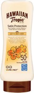 Hawaiian Tropic Satin Protection Lotion SPF50+ 180ml