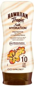 Hawaiian Tropic Silk Hydration Lotion SPF10 180ml