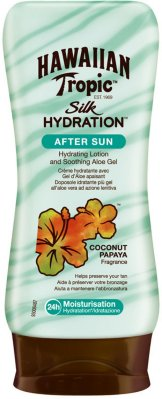 Hawaiian Tropic Silk Hydration After Sun Lotion 180ml