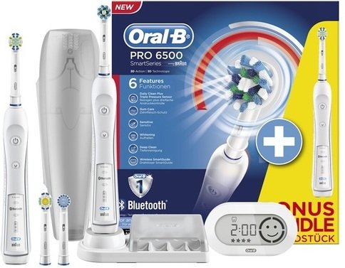 Oral-B Pro 6500 Duo