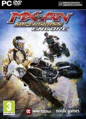 MX vs. ATV Supercross Encore til PC