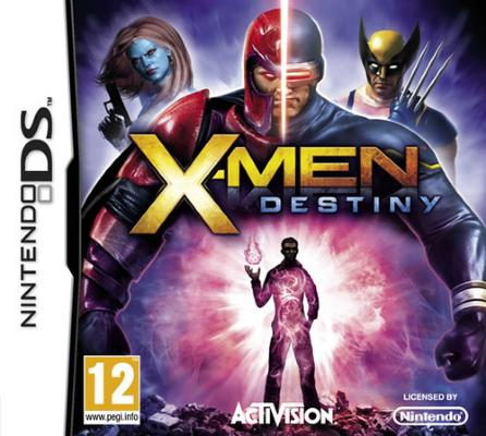 X-Men: Destiny til DS