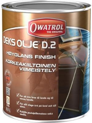 Owatrol D2 olje (10 liter)