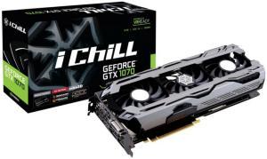 Inno3D GeForce GTX 1070 iChill X3