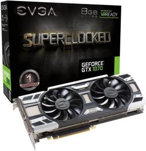 EVGA GeForce GTX 1070 SC Gaming ACX 3.0