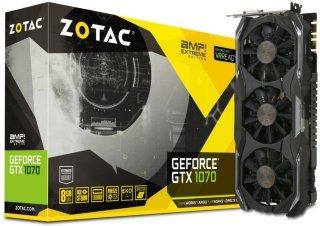 Zotac GeForce GTX 1070 AMP! Extreme Edition