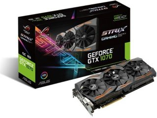 Asus GeForce GTX 1070 Strix Gaming OC