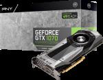 PNY GeForce GTX 1070 Founders Edition