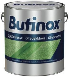 Butinox Oljedekkbeis (10 liter)