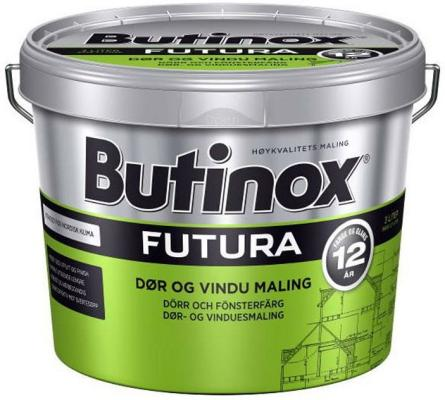Butinox Futura Dør Vindu Maling (3 liter)