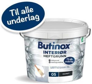 Butinox Interiør Heftgrunn V/P (3 liter)