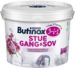 Butinox Interiør Stue, Gang & Sov (9 liter)