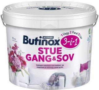 Interiør Stue, Gang & Sov (9 liter)