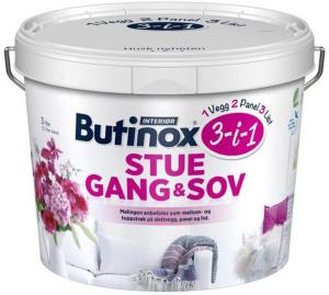 Butinox Int Stue, Gang, Sov (3 liter)