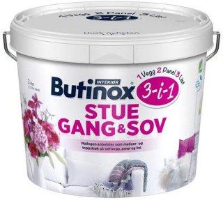 Butinox Interiør Stue, Gang & Sov (2,7 liter)