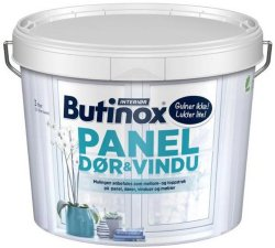 Butinox Interiør Panel, Dør & Vindu 15 (2,7 liter)