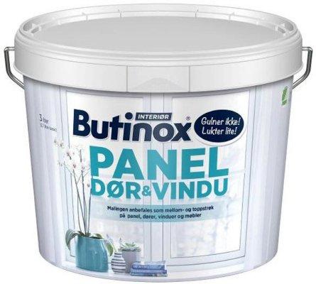 Butinox Interiør Panel,dør, vindu 15 (3 liter)