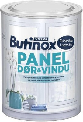 Butinox Interiør Panel, dør, vindu 15 (0.7 liter)