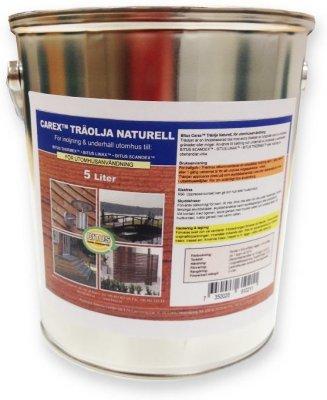 Linax Linoljelasur Bitus (5 liter)