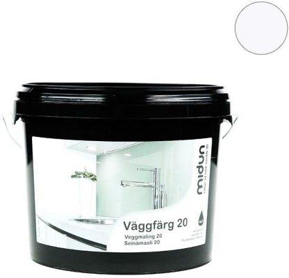 Midun Veggmaling halvmat (3 liter)