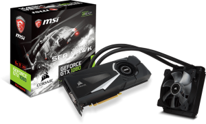 MSI GeForce GTX 1080 Sea Hawk X