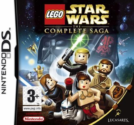LEGO Star Wars: The Complete Saga til DS