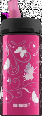 SIGG Feer og Sommerfugler Drikkeflaske