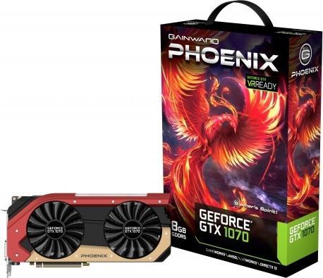 Gainward GeForce GTX 1070 Phoenix