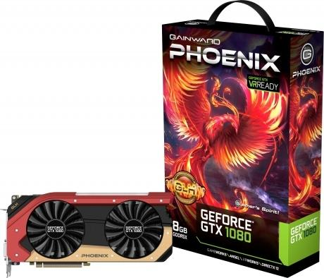 Gainward GeForce GTX 1080 Phoenix GLH