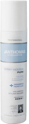 Jan Thomas Pure Volumizing Spray Mousse