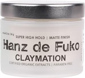Hanz de Fuko Claymation Wax Super High Hold