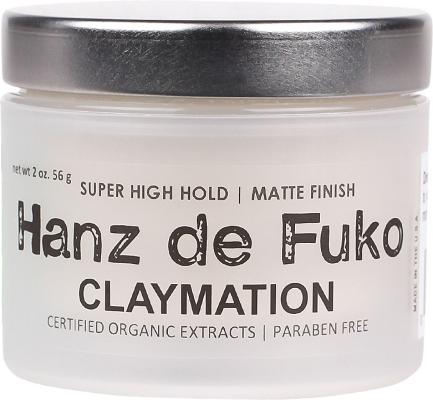 Hanz de Fuko Claymation Wax Super High Hold