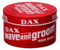 DAX Wax Wave And Groom