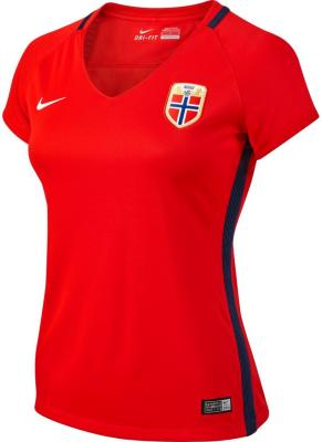 Nike Norge Hjemmedrakt 2016/17 (Dame)