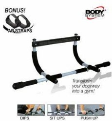 Bodysystem Door Gym Extreme