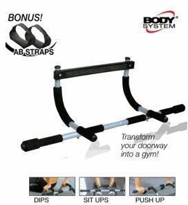 Bodysystem Door Gym Extreme
