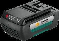 Bosch batteri 36 V/1,3 Ah Lithium-ion