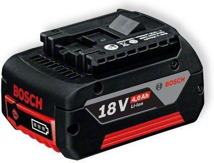 Bosch batteri GBA 18 V 4,0 Ah M-C Professional