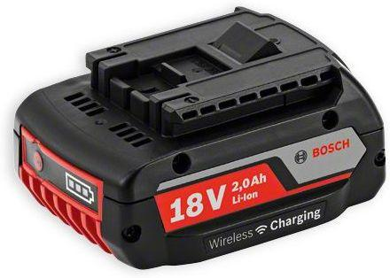 Bosch batteri GBA 18 V 2,0 Ah MW-B Wireless Charging Professional