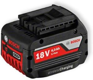 Bosch batteri GBA 18 V 4,0 Ah MW-C Wireless Charging Professional
