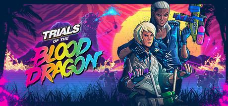 Trials of the Blood Dragon til Playstation 4
