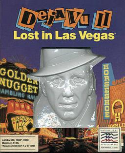 Deja Vu II: Lost in Las Vegas til Amiga