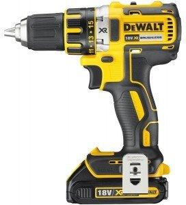 DeWalt XR DCD790S2-QW (2x1,5Ah)