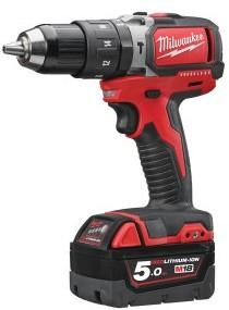 Milwaukee M18 BLPD-502C (1x5,0Ah)