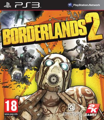 Borderlands 2 til PlayStation 3