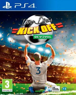 Dino Dini's Kick Off Revival til Playstation 4