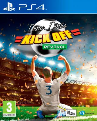 Dino Dini's Kick Off Revival til Playstation 4