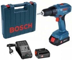 Bosch GSR 1800-Li 18 V (2x1,5Ah)