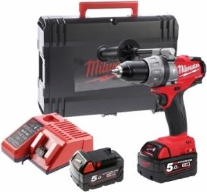 Milwaukee M18CPD-502X Fuel 18 V (2x5,0Ah)