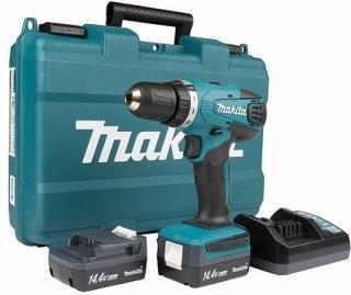 Makita DF347DWE G serie 14,4 V (2x1,3Ah)